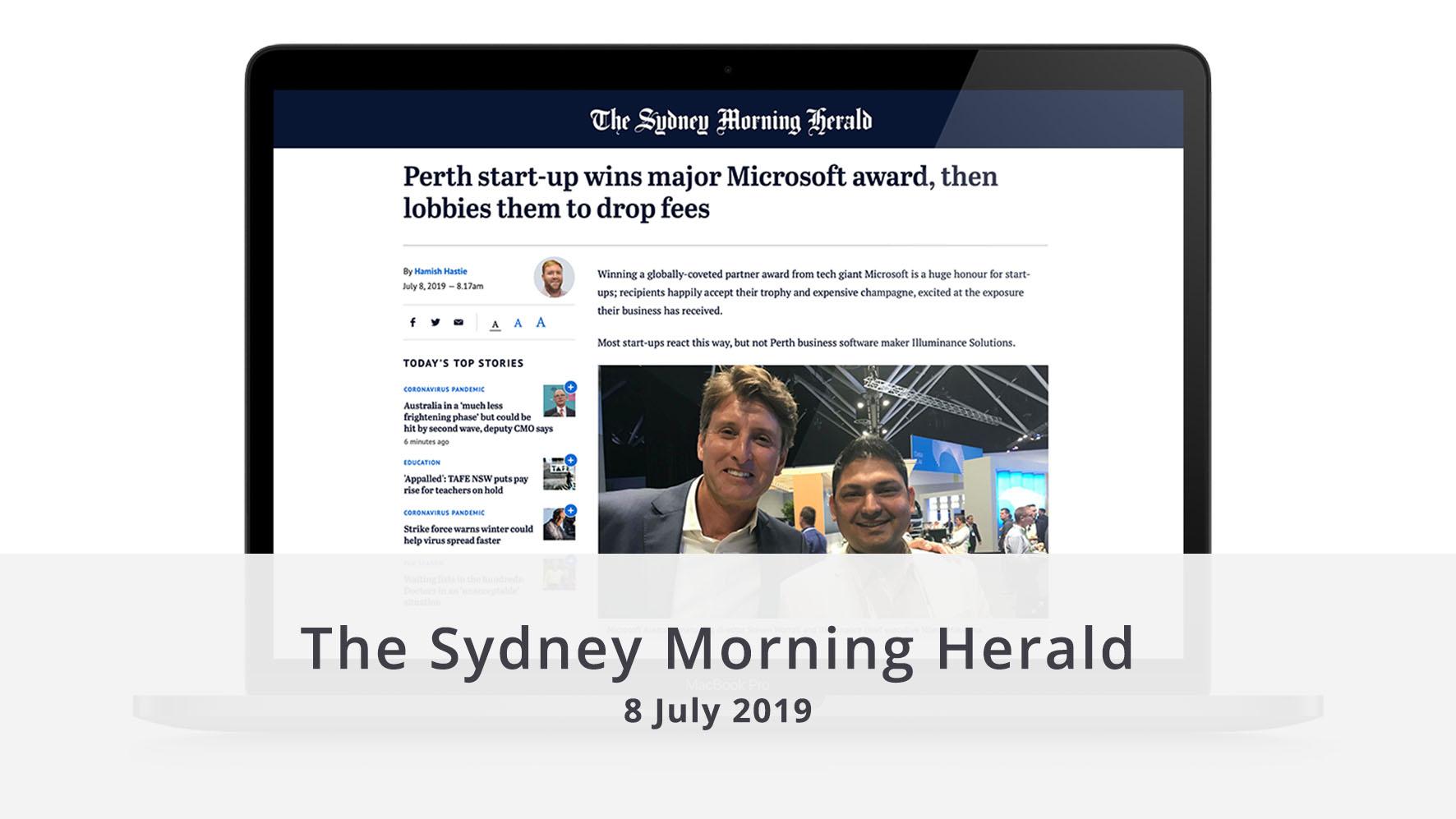 Media Featured Image Sydney Morning Herald