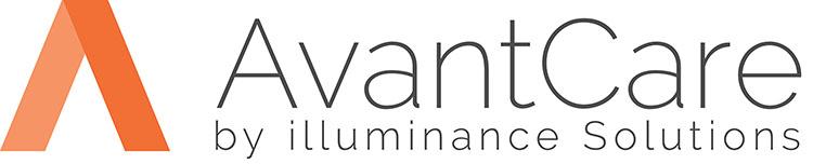 AvantCare by illuminance Solutions logo for web
