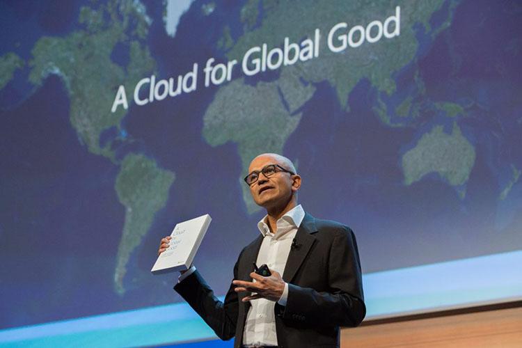 Cloud for global good