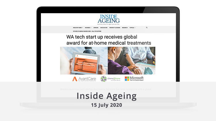 Featured image Inside Ageing 15 July 2020 media page