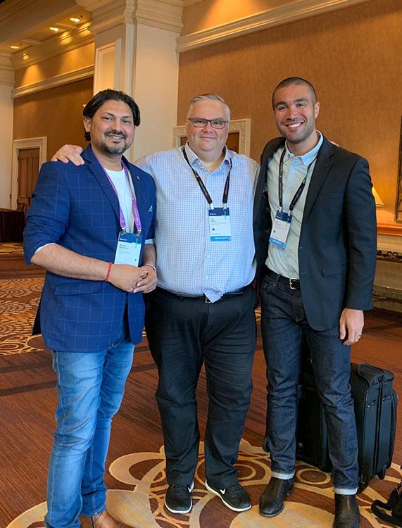 Las Vegas 2019 TSI team