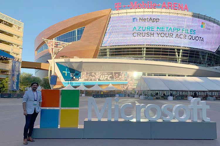 MS Inspire 2019 in Las Vegas
