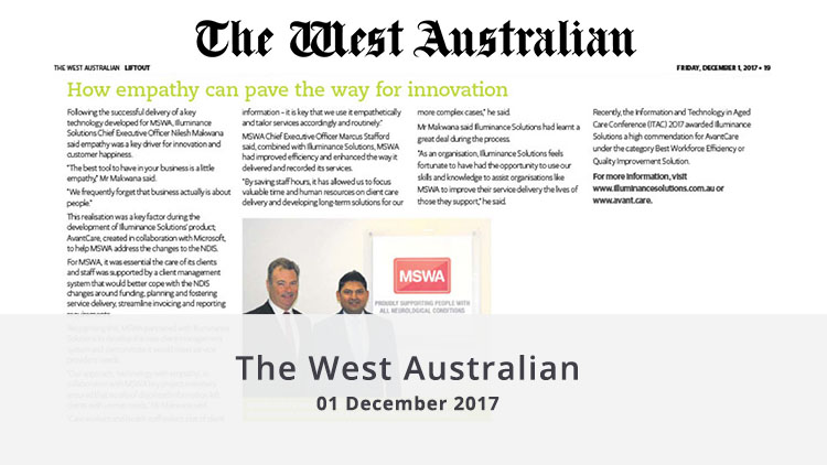 MSWA 11 December 2017 featured image