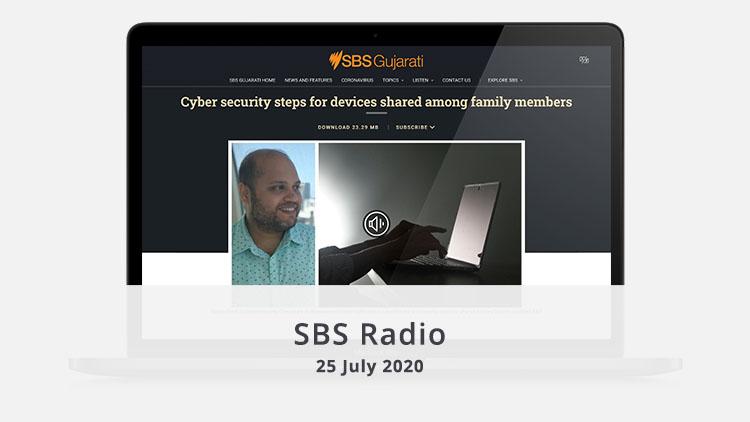 Media featured image SBS Radio 25 July 2020 illuminance Solutions homepage