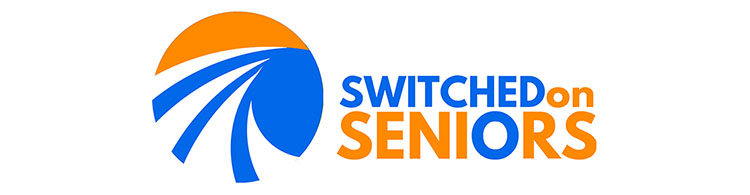 Switched On Seniors logo illuminance web
