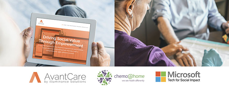chemo at home avantcare by illuminance solutions banner
