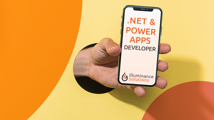 Featured image .Net and Power Apps Developer new