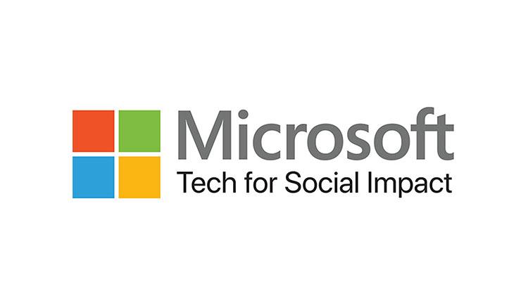 Microsoft tech for social impact illuminance Solutions logo