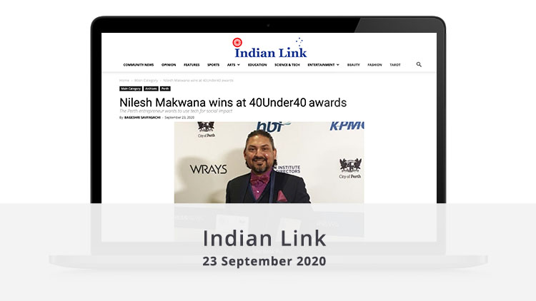 Featured image Indian Link September 2020 media page