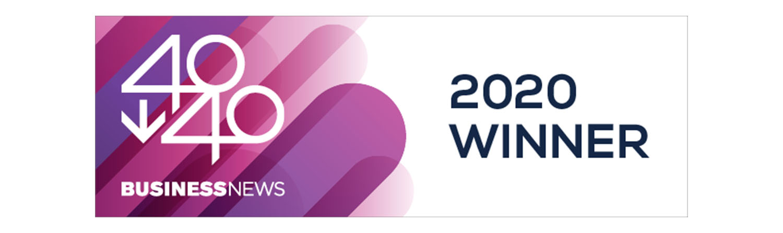 40 under 40 2020 award winner illuminance Solutions