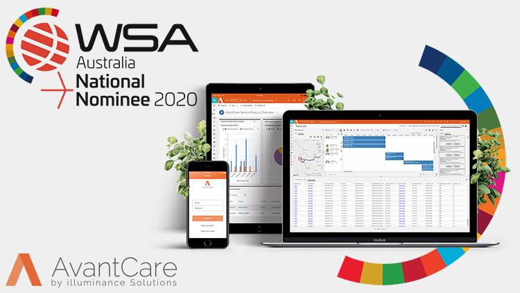 Featured image 28 October 2020 Illuminance Solutions WSA Australia Nominee