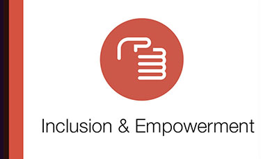 inclusion and empowermenrt icon