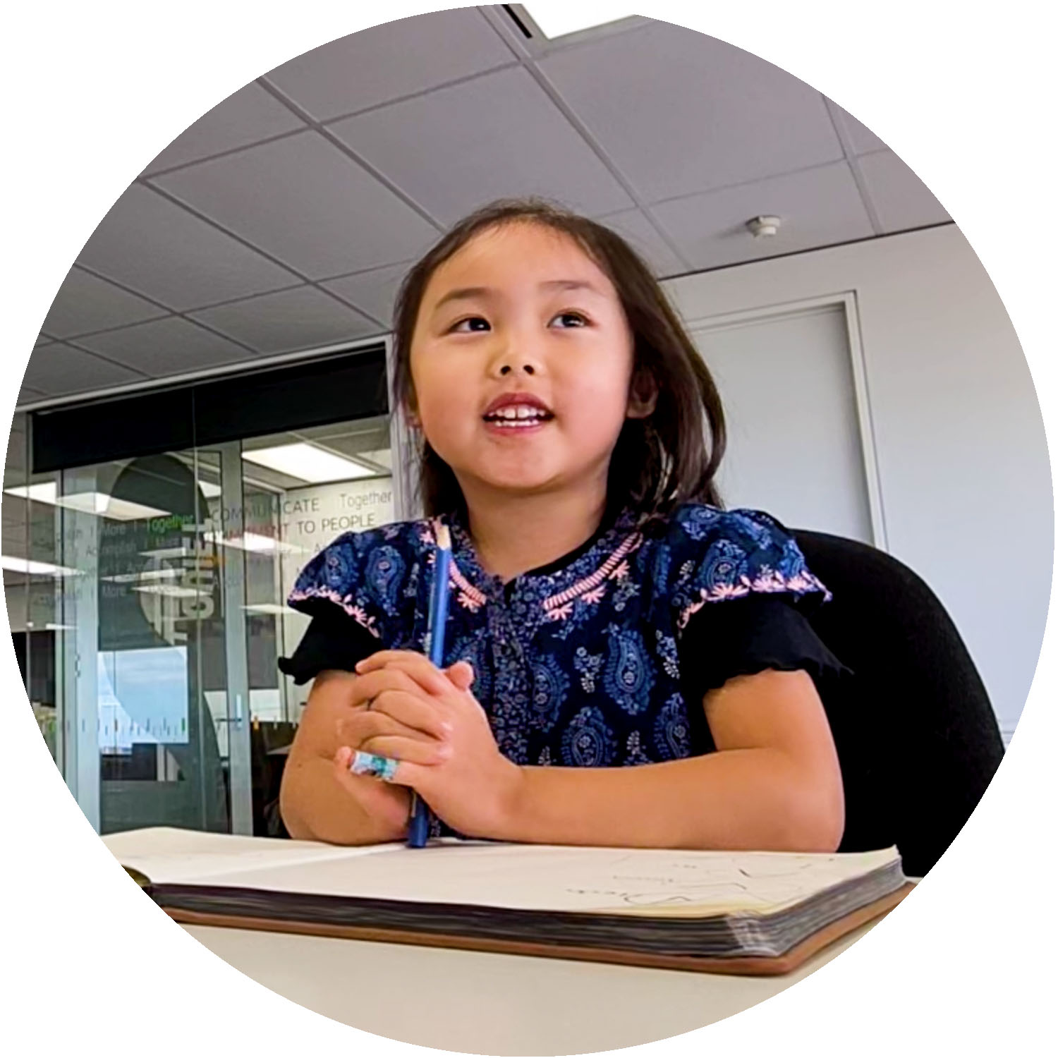 Annabelle illuminance Solutions youngest CEO for one day
