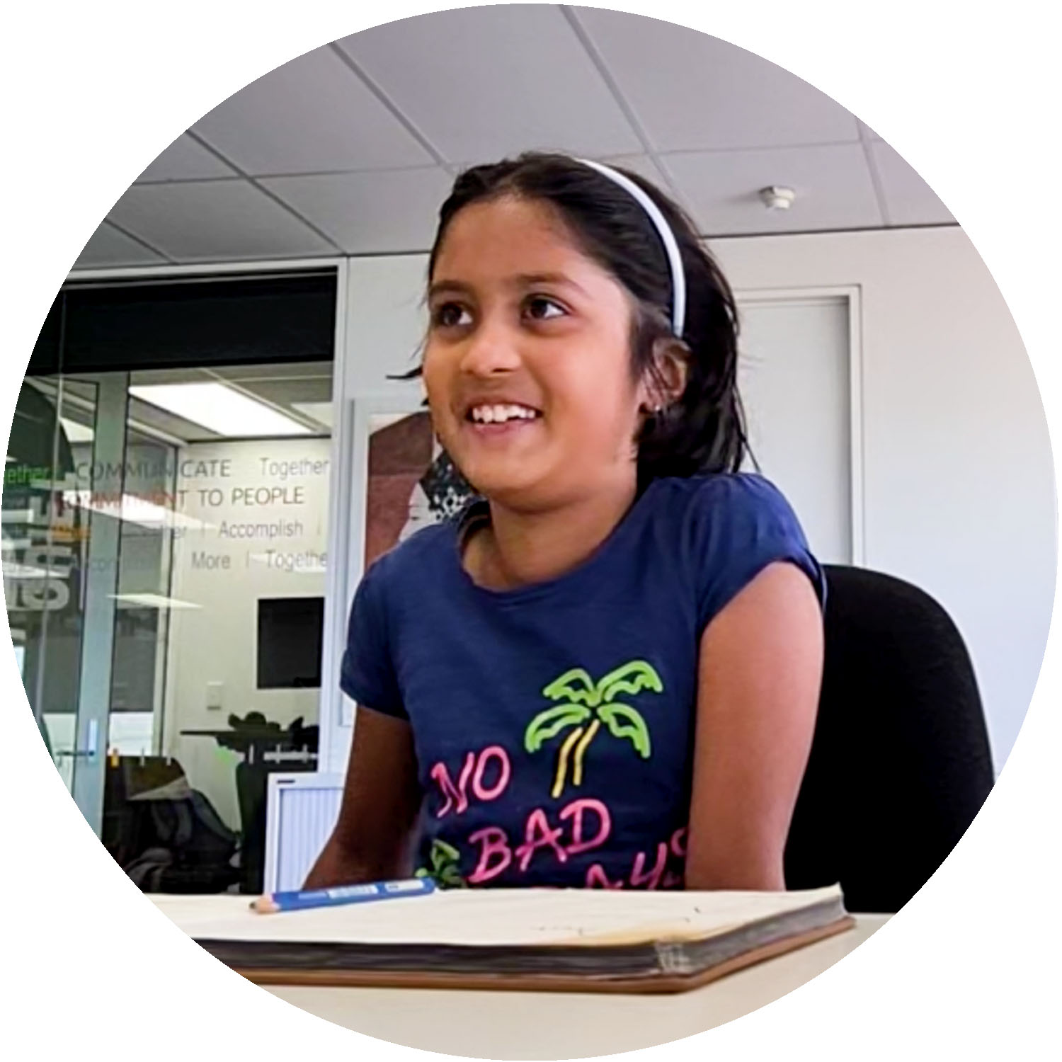 Yana illuminance Solutions youngest CEO for one day