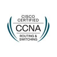 CCNA routing and switching badge illuminance training