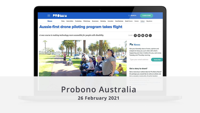 Featured image Probono 26 February 2021 illuminance Solutions media page