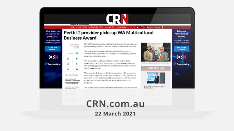 Featured image homepage CRN 22 March 2021