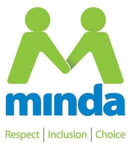 Minda logo illuminance Solutions web