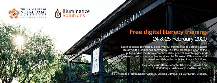 DL flyer Broome digital literacy classes web