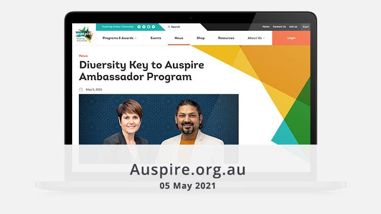 Auspire ambassador Nilesh Makwana 05 May 2021 Featured image illuminance Solutions