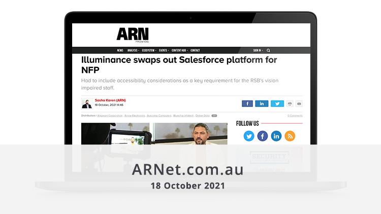 Media article RSB project on arnet.com.au