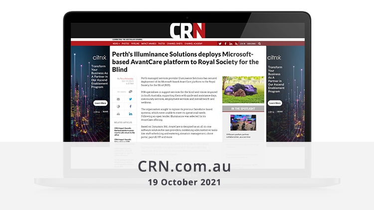 Media article RSB project on CRN.com.au